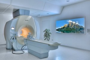 Philips MRI scanner
